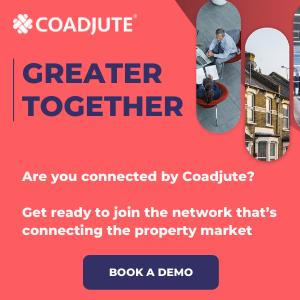 Coadjute Dashboard advert
